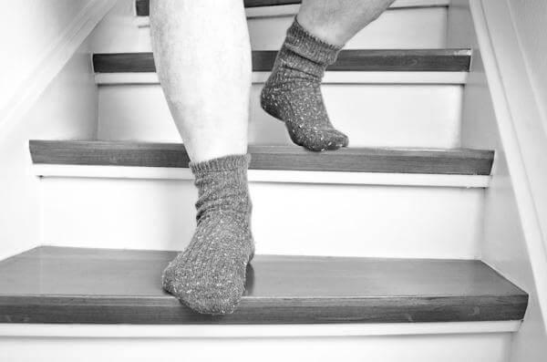 Приворот на тоску на носки