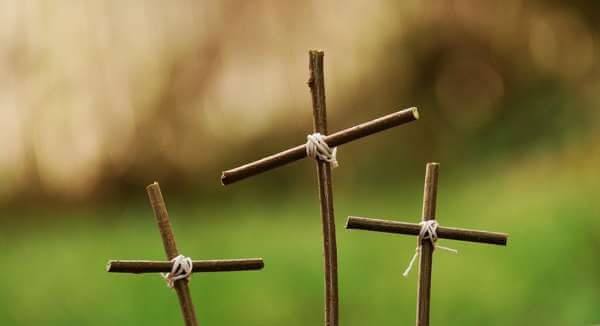как снять порчу на крестик