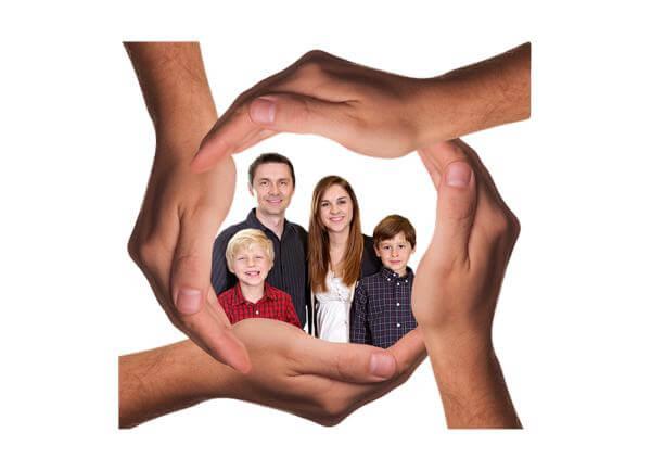 Сглаз на семью