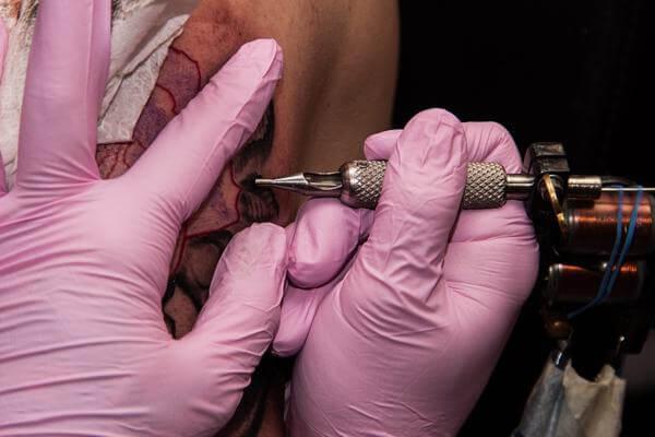 Тату (татуировки) оберег от сглаза