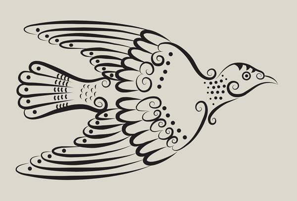Рунические символы в качестве татуировки от сглаза