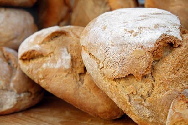 Заговор на хлеб