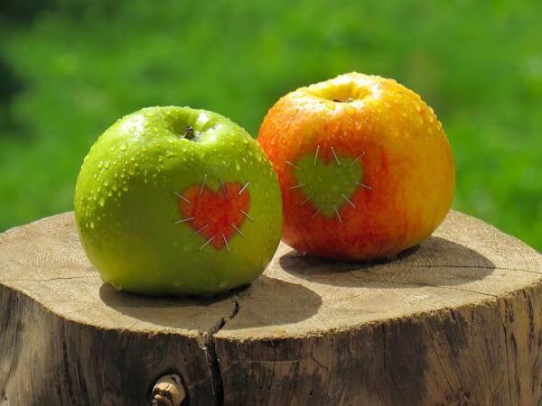 Заговоры на любовь: на воду, яблоко, на свечку, на соль, на вещь