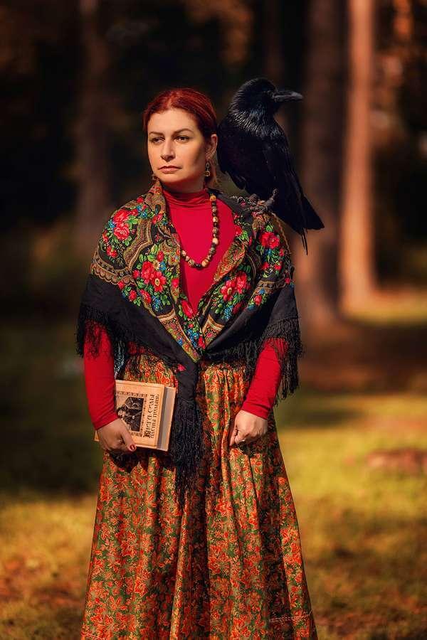 Потомственная ведьма Алена Полынь