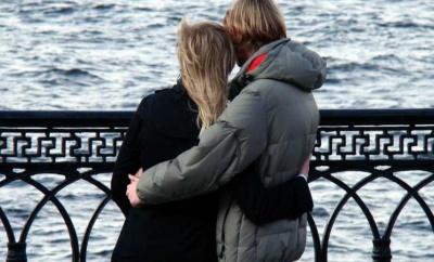 Как убрать отворот с жены или мужа
