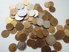Монеты для ритуала на удачу