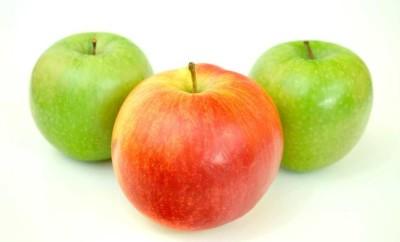 Отворот на яблоко