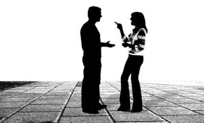 Порча на разлад отношений в семье, развод
