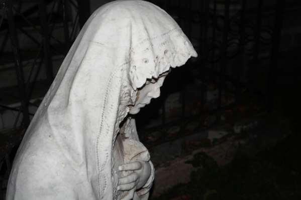 Прощение и молитва для ритуала
