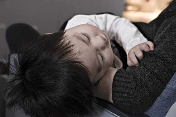 Заговор на крепкий сон ребенку
