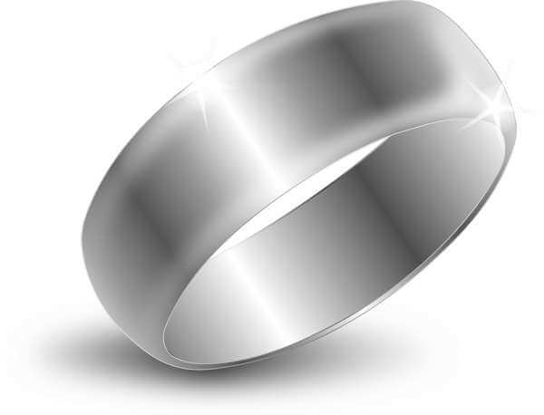 Простой приворот с кольцом