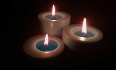 Снятие порчи свечой самостоятельно