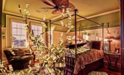 Заклинание на богатство и деньги