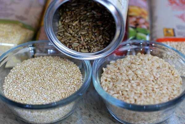 Зерно для снятия порчи