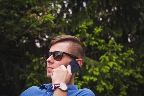 Чтобы парень позвонил, даже если у него нет вашего номера