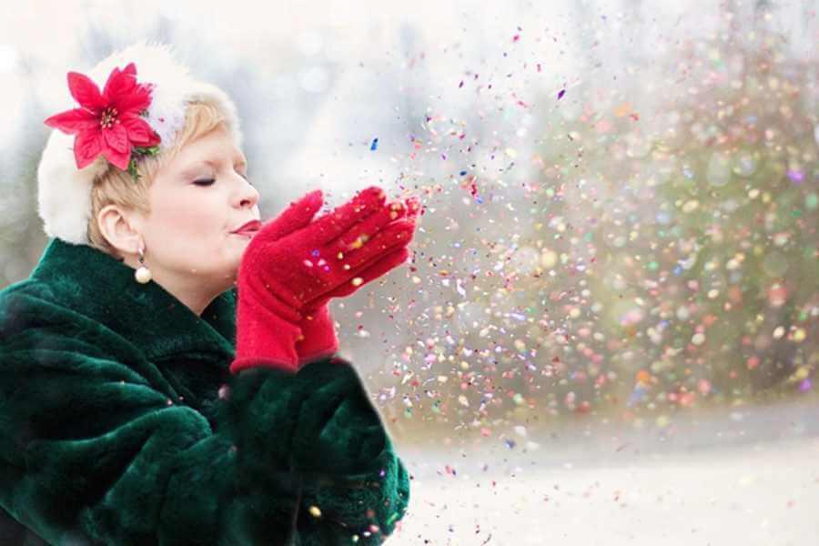 Рождественские обряды на богатство да любовь