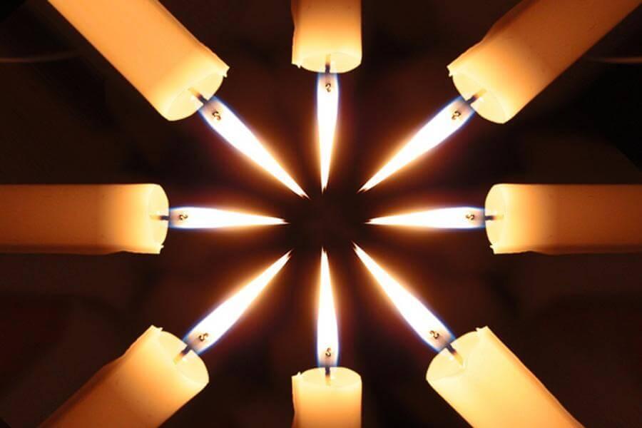 Действенные обряды со свечами
